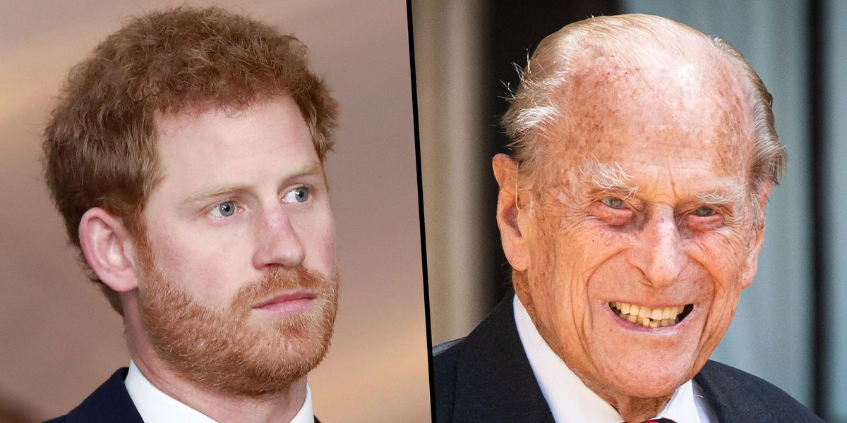 Prince Harry Was Reportedly Told Prince Philip Died by Police After Missing Phone Calls From His Family