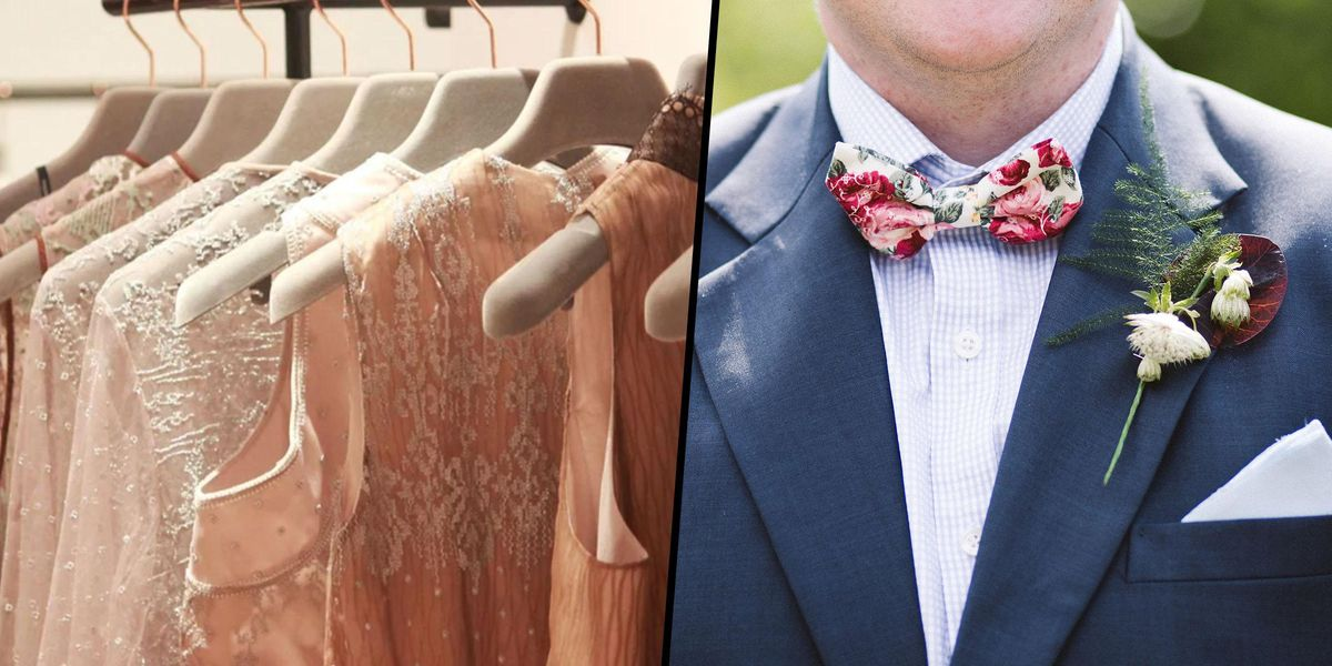 Bride Sparks Heated Debate After Asking Non-Binary Sibling To Pick a Dress or a Suit for Wedding Day