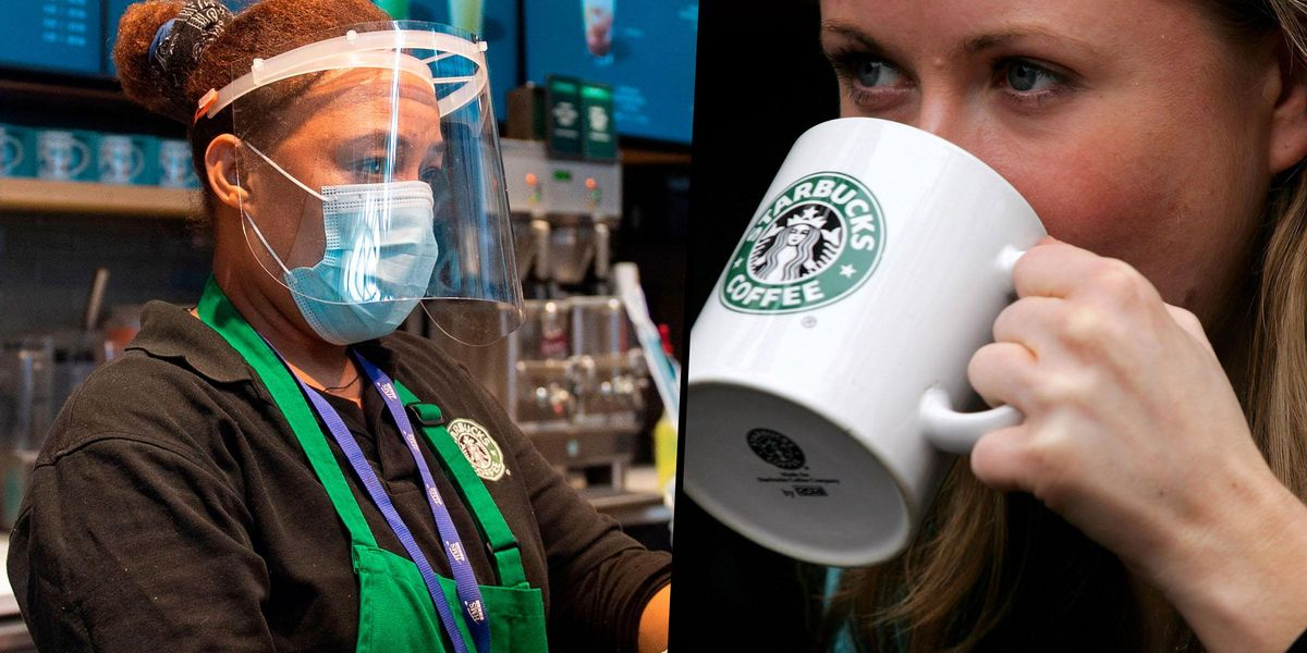 Starbucks Workers Say Customers Are Treating Them Like 'Coffee-Making Robots'