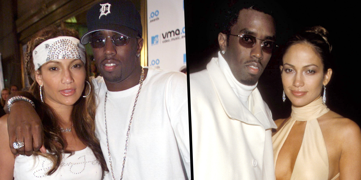 Diddy Posts Throwback With J-Lo Amid Her Reunion With Ben Affleck