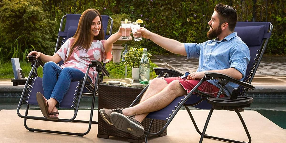 37 Outdoor Furniture Pieces Perfect for Hanging Outside In Warm Weather