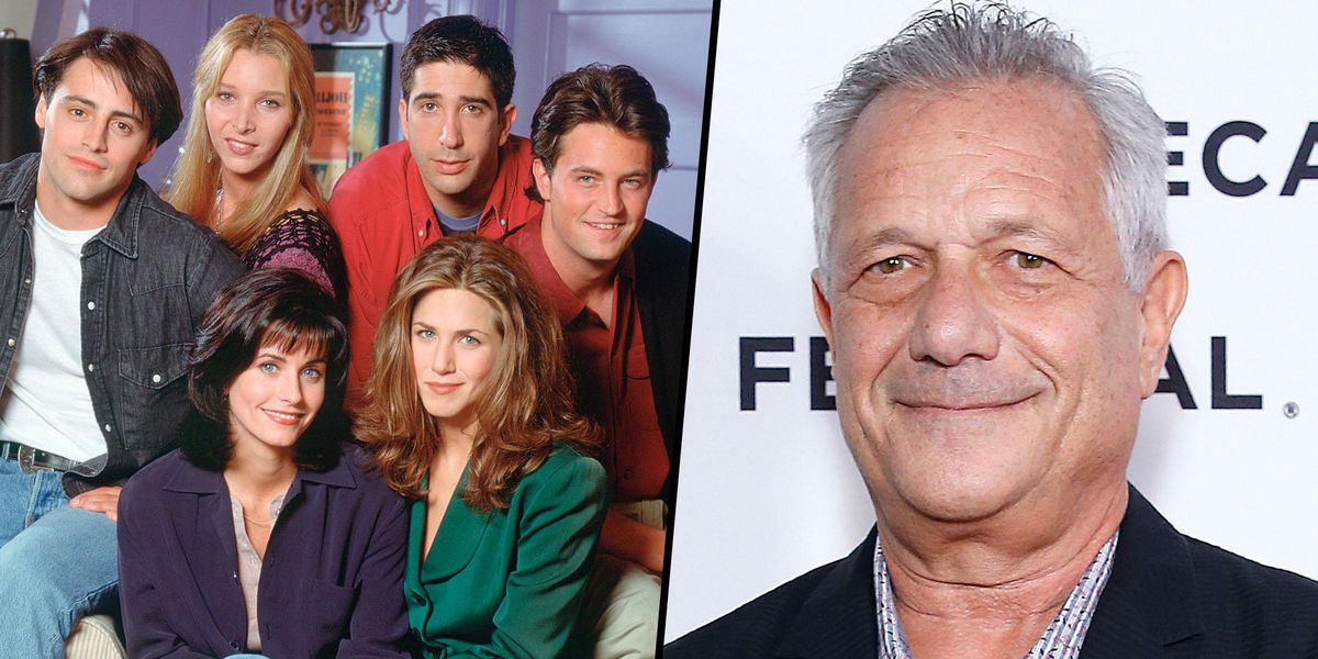 'Friends' Executive Producer Says He Doesn't 'Have Any Regrets' All White Cast After Backlash