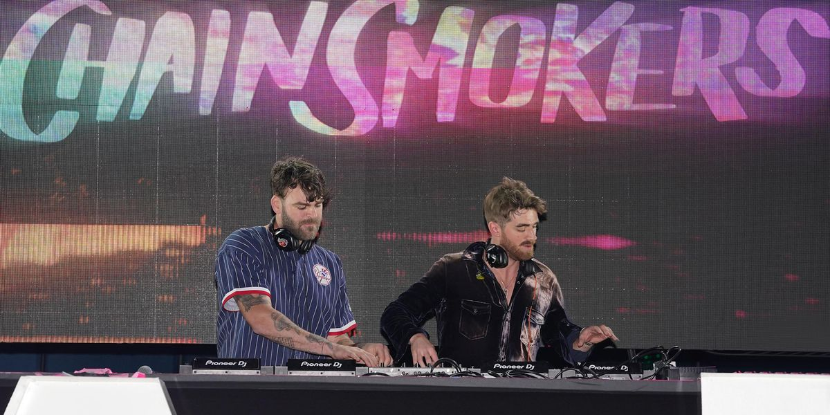 The Chainsmokers Back Movie About Emo Music Scene