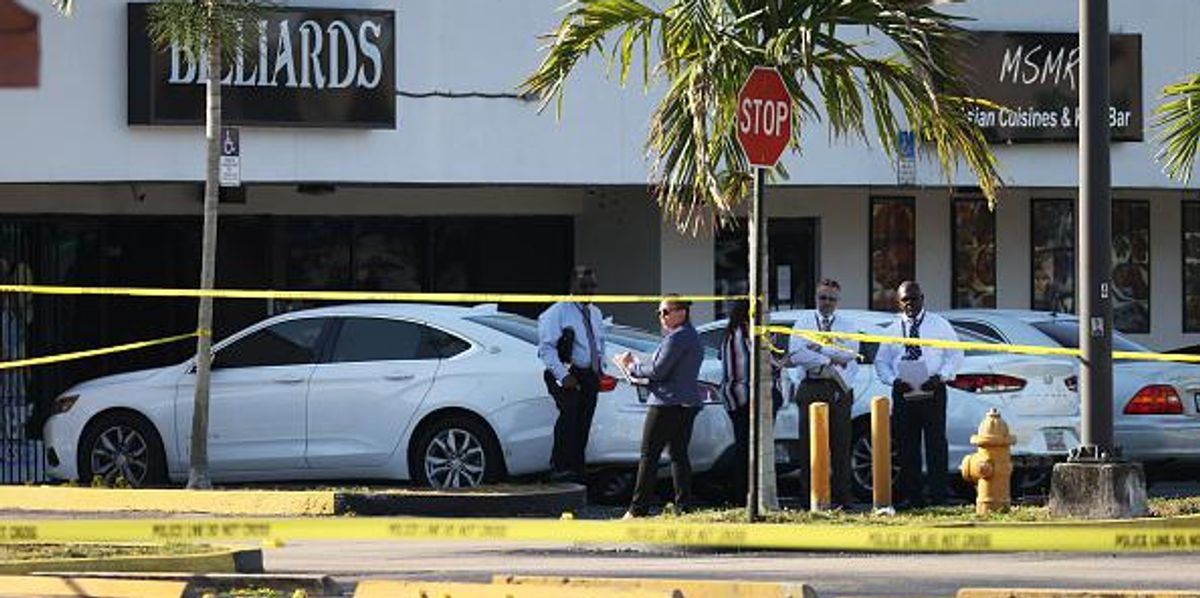 Two Dead and Over 20 Injured in Miami Nightclub Mass Shooting