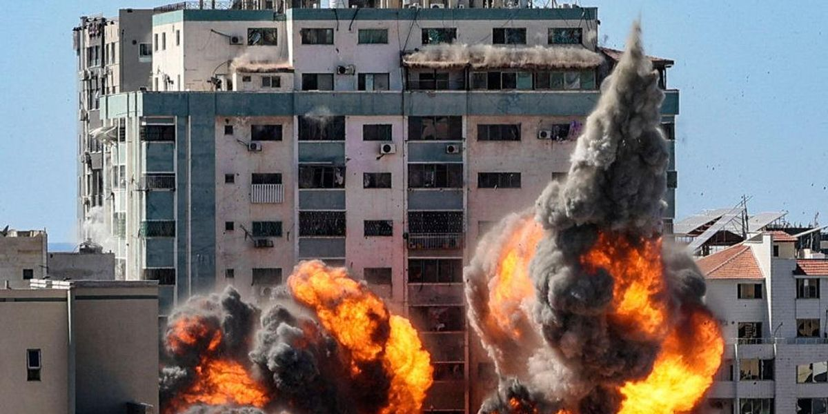 Israel reveals 'smoking gun' evidence proving Hamas worked in AP building; reporter contradicts AP president's claims