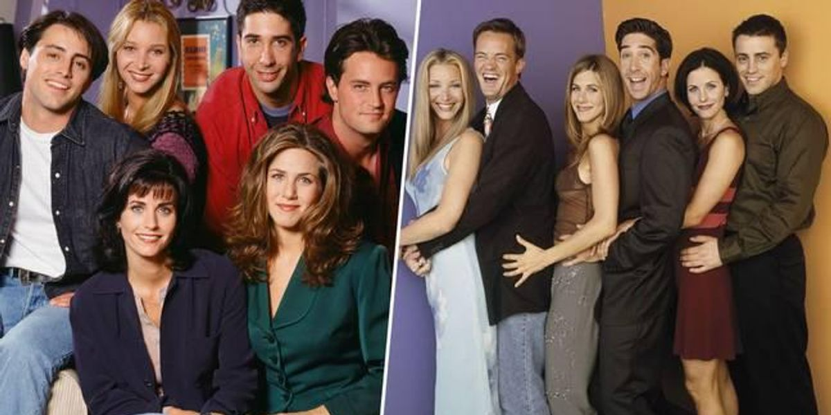 Friends Reunion Slammed as Racist For Not Including Any Black Actors