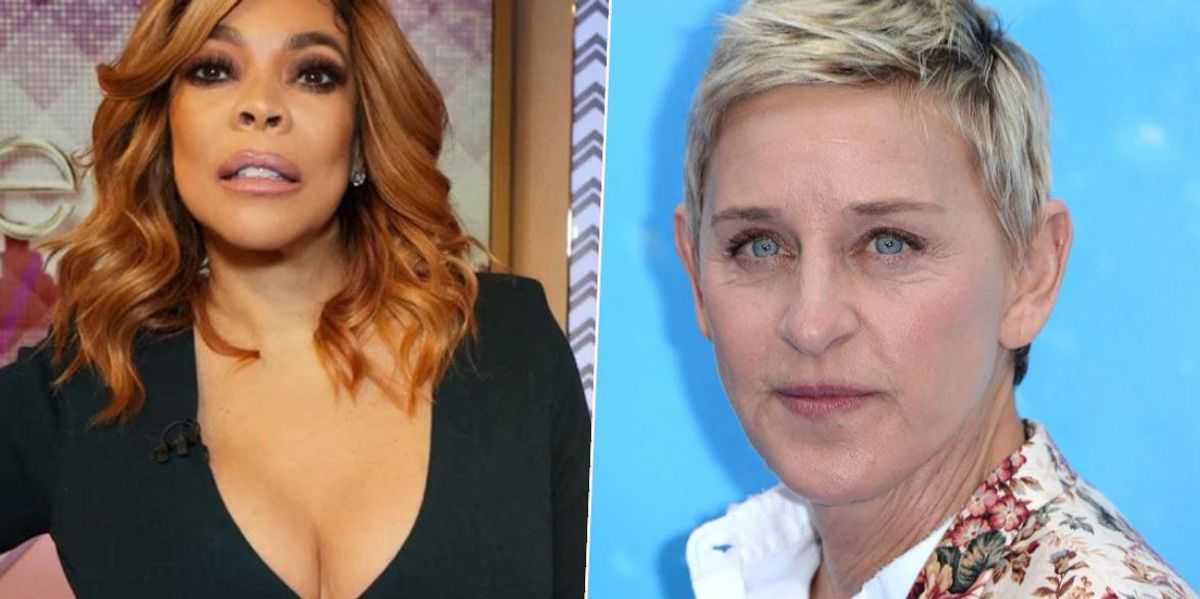 Wendy Williams Says Ellen DeGeneres Has Been 'Exposed' for Person She 'Really Is'
