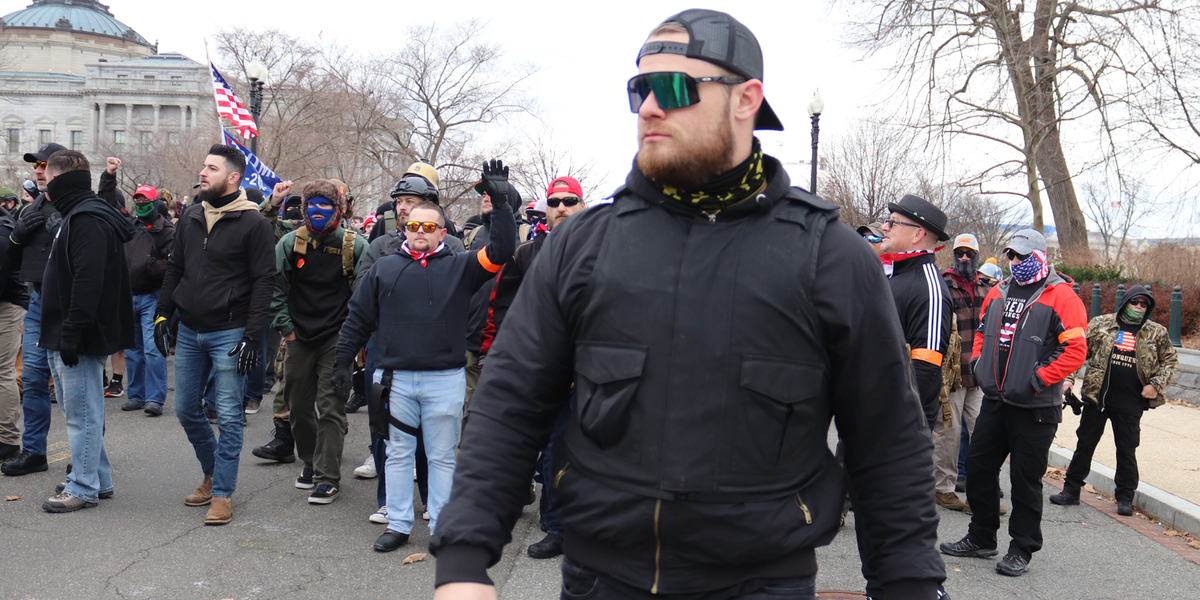 Proud Boys Defendant Blasts Trump: 'You Left Us On The Battlefield Bloody And Alone'