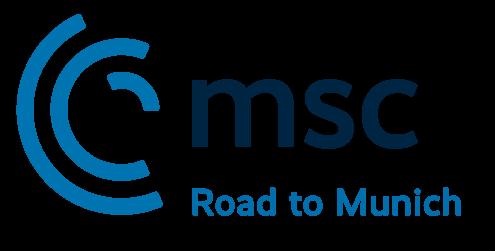 Munich Security Conference: Road to Munich logo