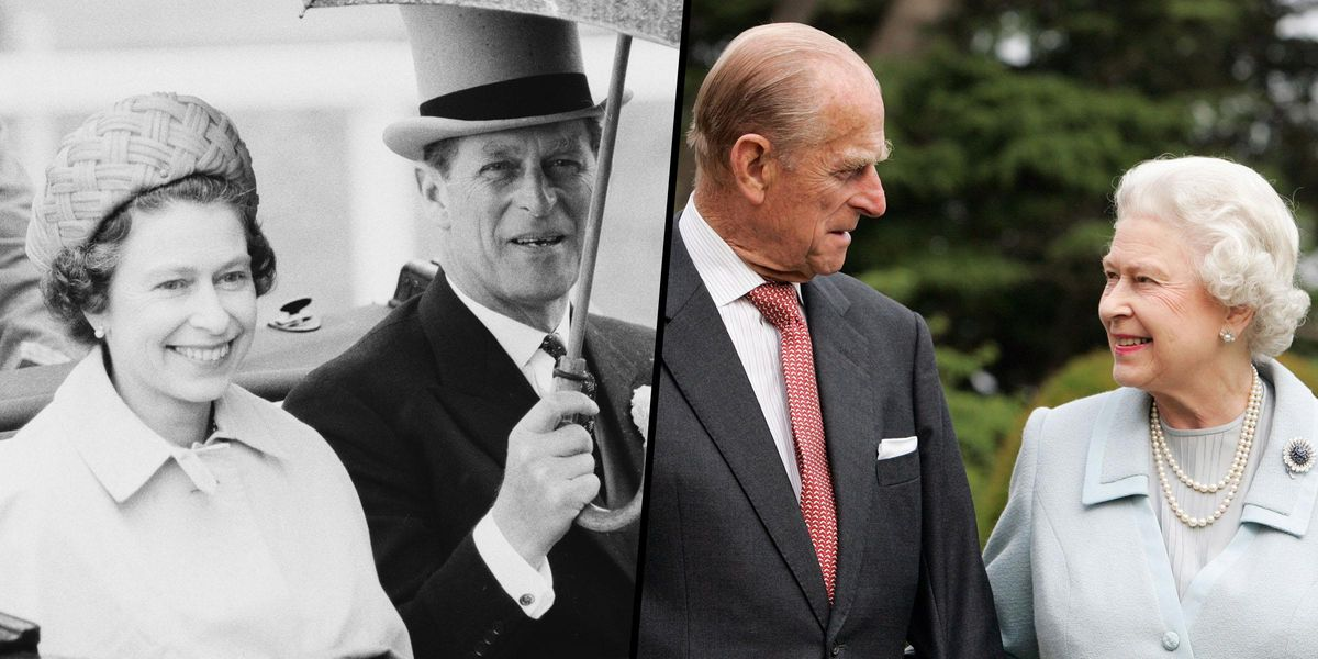 The Queen Was Reportedly by Prince Philip's Side When He Died at Home in Windsor Castle