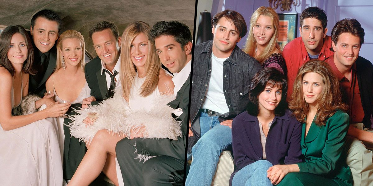 'Friends' Reunion Called 'Racist' for Not Including Any Black Actors