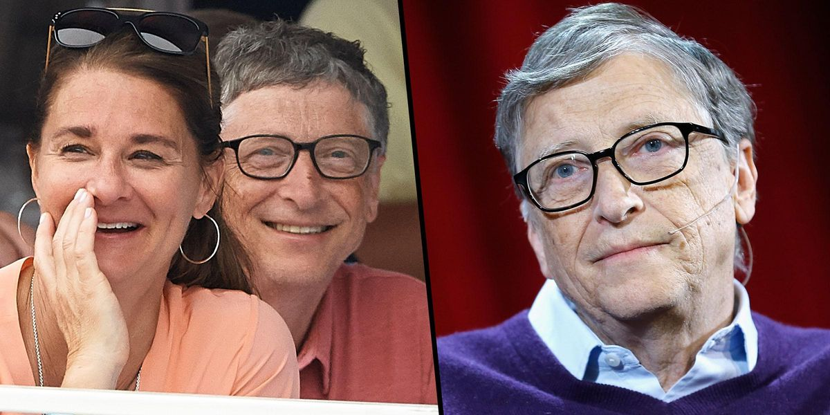 Bill Gates Allegedly Had an Affair With an Employee Who Wrote a Letter She 'Demanded His Wife Read'