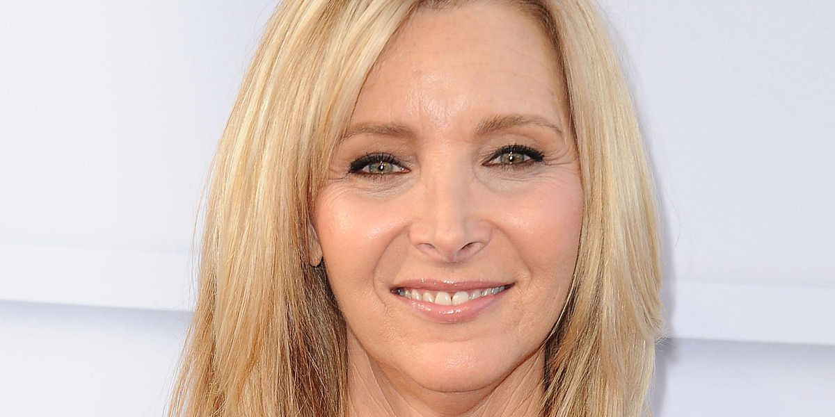 Lisa Kudrow Is a Proud Mom at Her Son's College Graduation