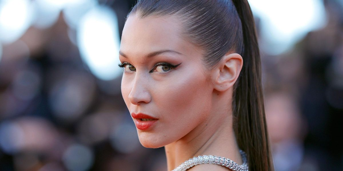 Israel's Twitter Account Furiously Calls Out Bella Hadid Because She Attended Pro-Palestine March