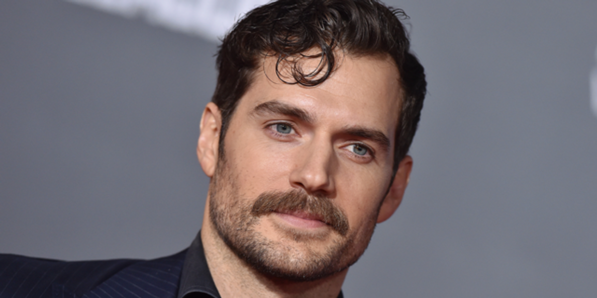 Henry Cavill Hits Back at Critics of His Relationship and Says He's 'Very Happy in Love'