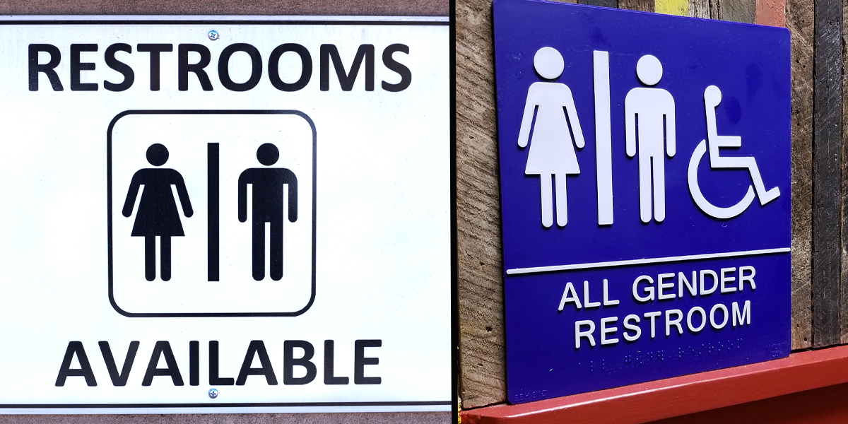 Public Buildings To Be Forced To Have Separate Male and Female Restrooms in the UK