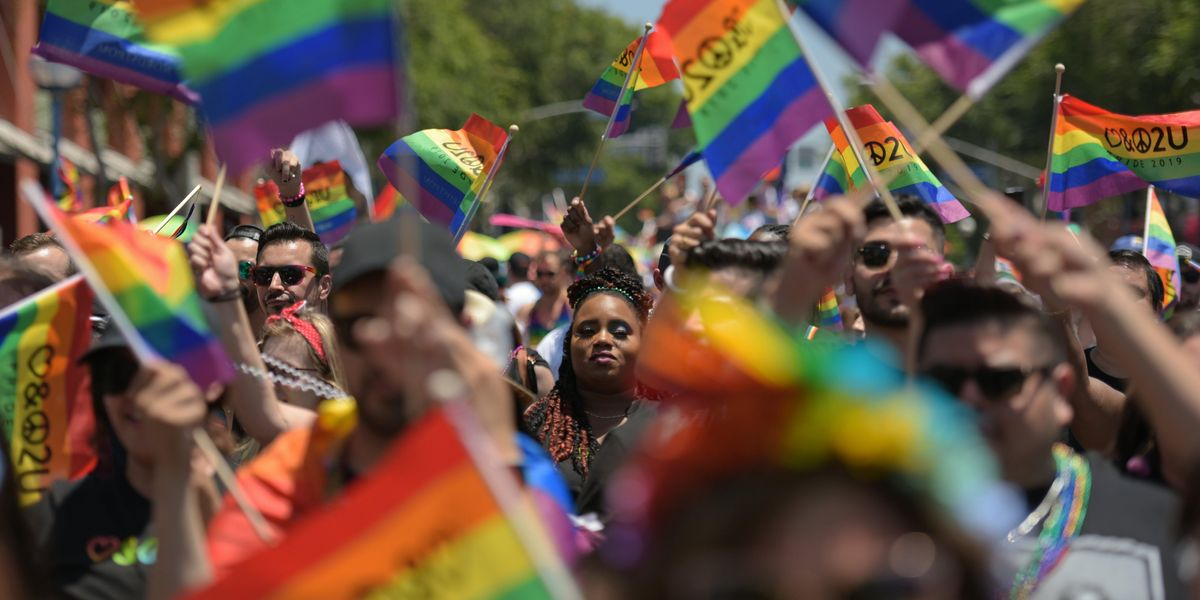 No Cops at NYC Pride This Year, Officially