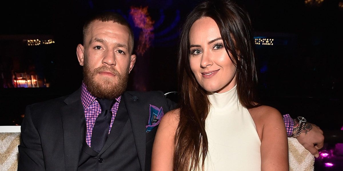 Conor McGregor's Fiancée Gives Birth to Their Third Child