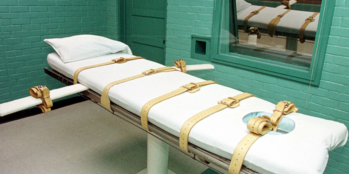 Executed Death Row Prisoner's 5 Harrowing Final Words Are Hard to Hear