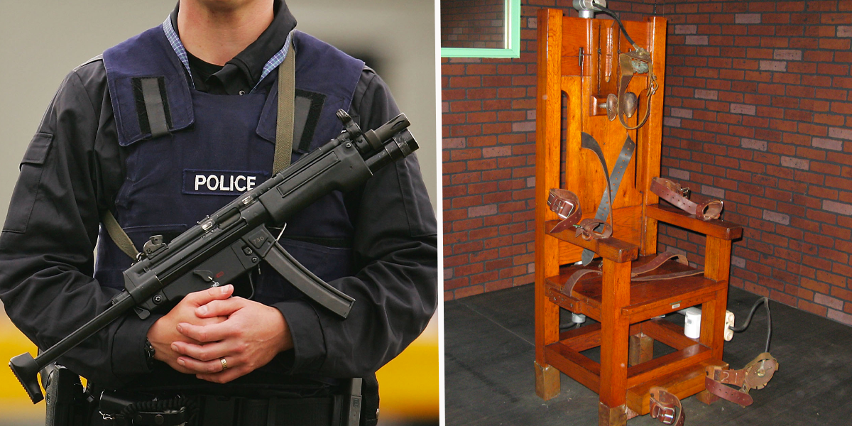 Death Row Inmates Will Now Have to Choose Between Firing Squad or Electric Chair in South Carolina