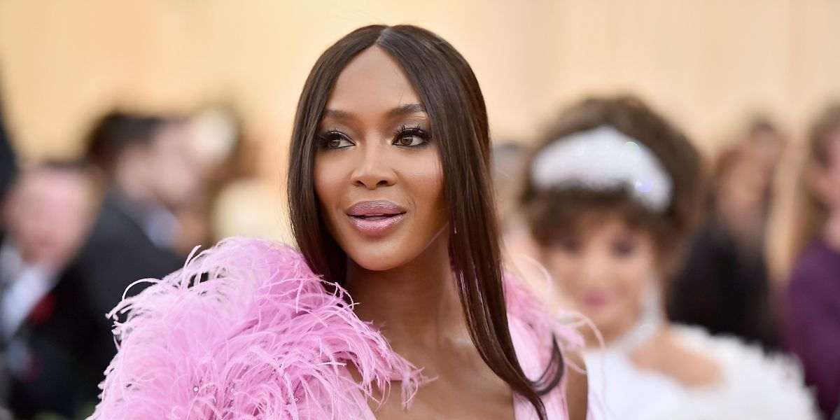 Naomi Campbell Is a Mom to a New Baby Girl