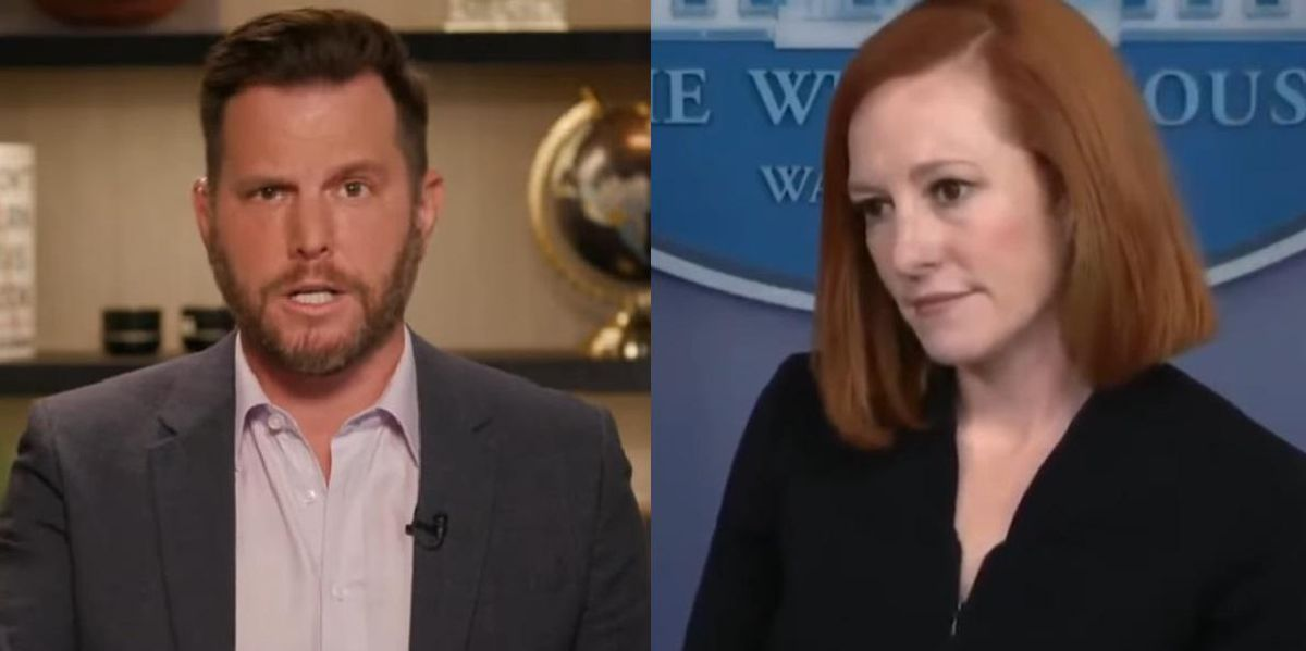 WATCH: Press secretary STUNS reporter as she struggles to explain CDC mask plan