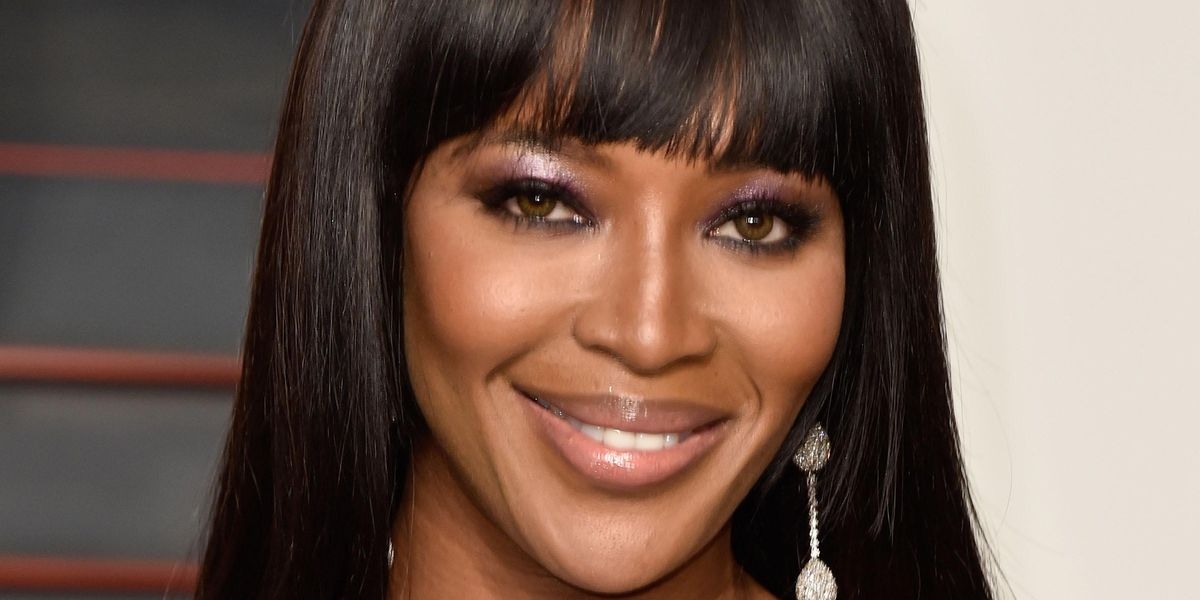Naomi Campbell Has Her First Baby Aged 50