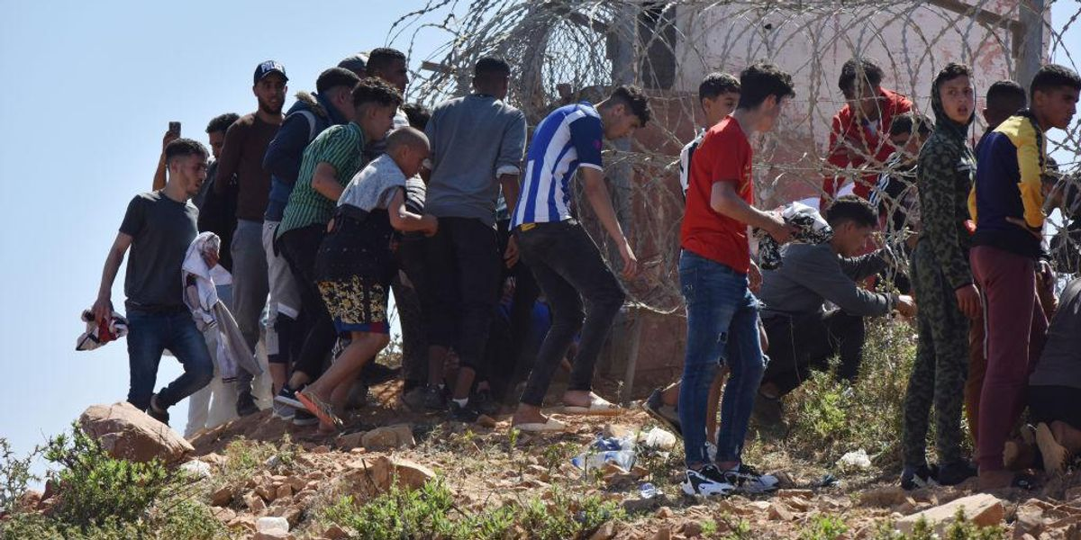 Thousands of Moroccan Youths Flee to Spain in Search for Better