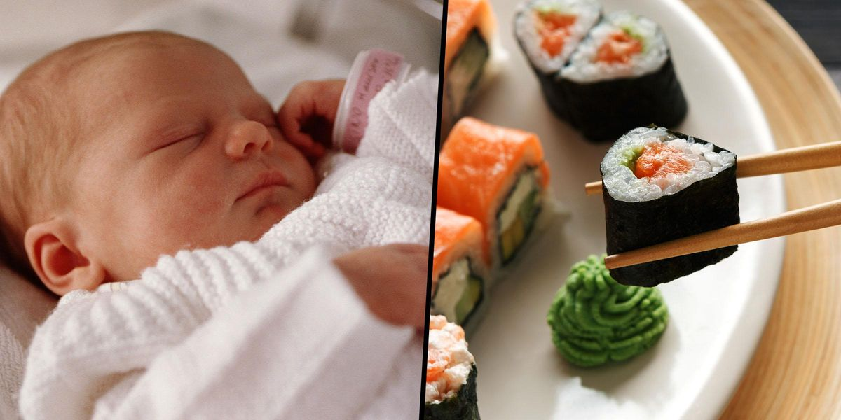 Grandmother Refuses To Call Her Daughter's Baby by Her Name and Calls Her 'Sushi' Instead