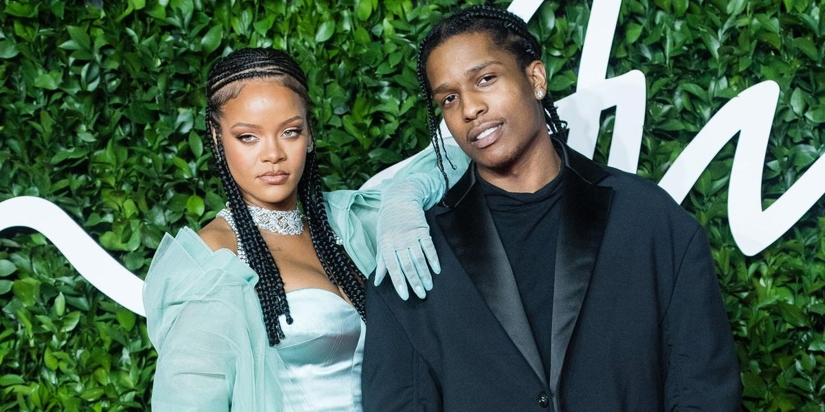 A$AP Rocky Calls Rihanna the 'Love of His Life'