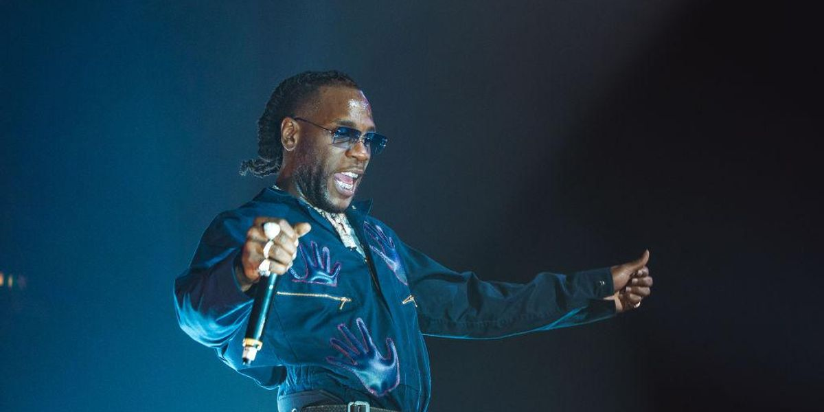 Burna Boy Becomes First African Artist to Reach 100 Million Streams on Spotify