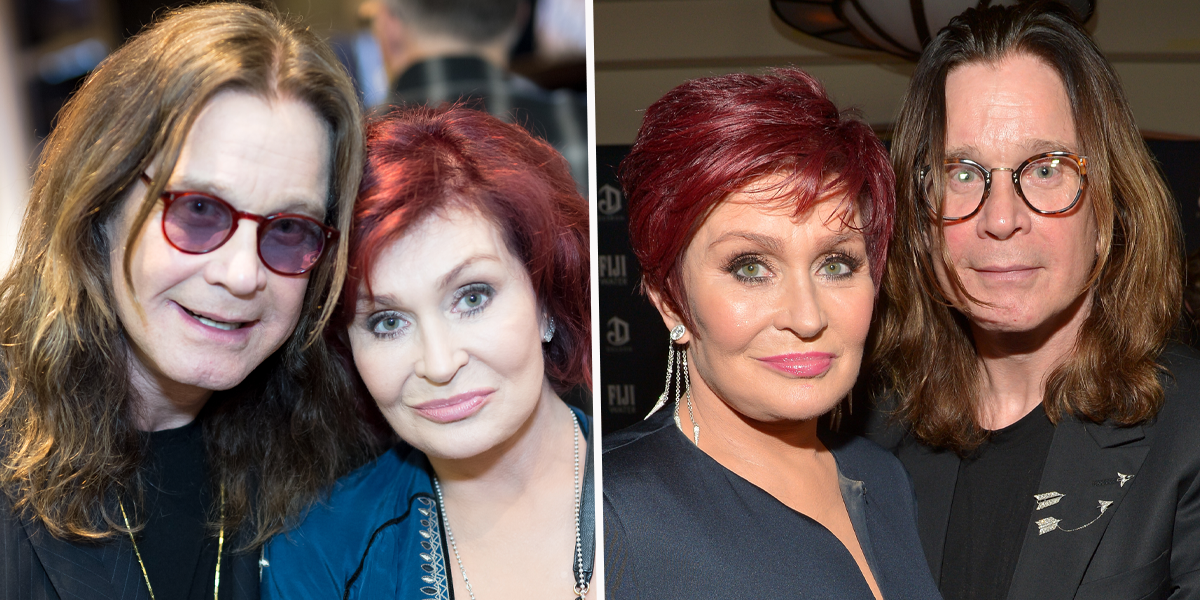 Ozzy Osbourne Defends His Wife Sharon as 'the Most Unracist Person'