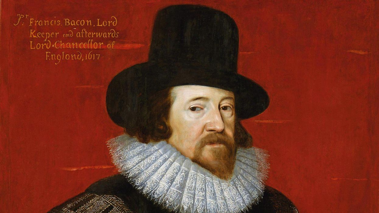 Francis Bacon and the four barriers to truth