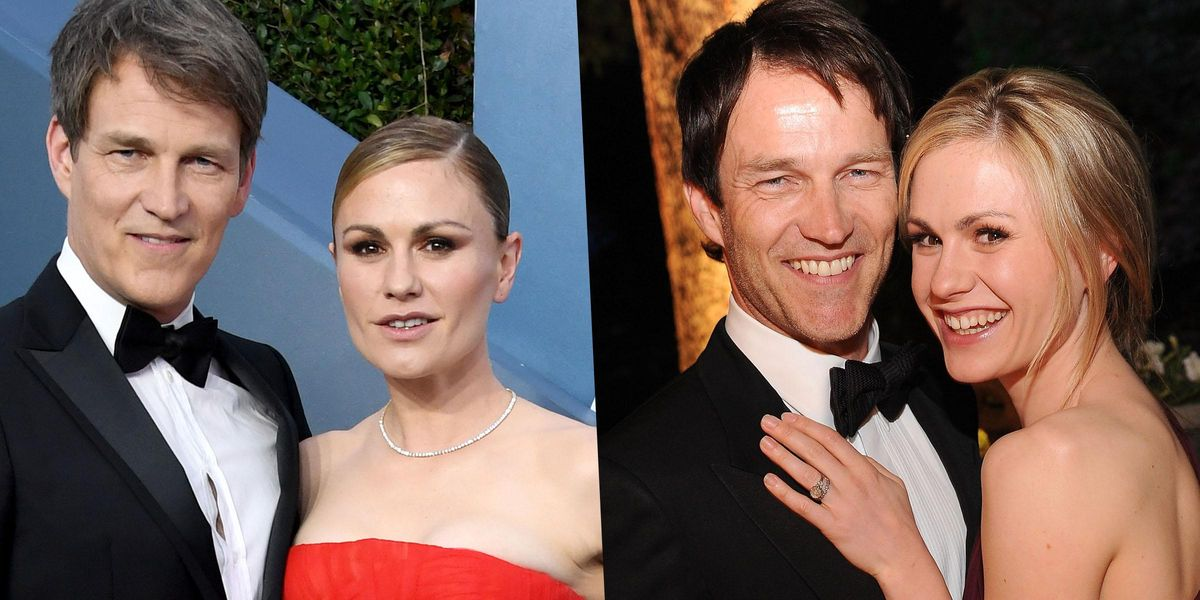Anna Paquin Defends Her Marriage to Stephen Moyer Following Criticism Over Her Sexuality
