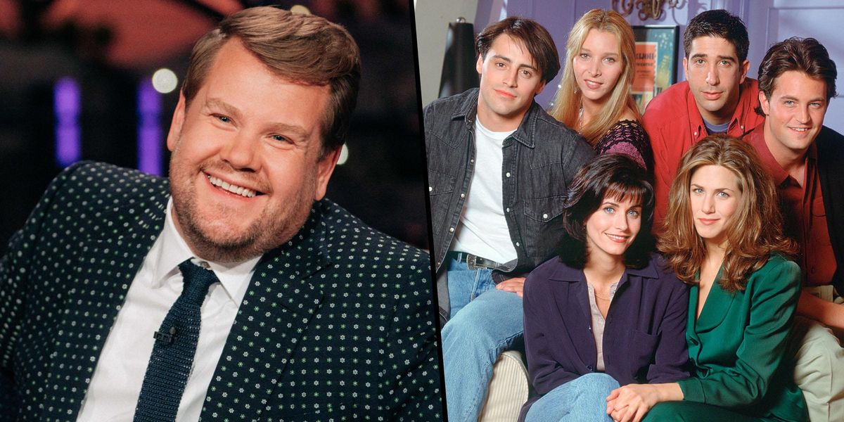 Fans Aren't Happy With James Corden Presenting the 'Friends' Reunion Special