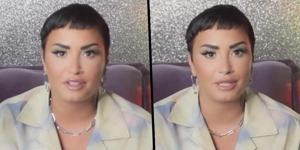 Demi Lovato Receives Thousands of Heartwarming Messages After Coming Out as Non-Binary