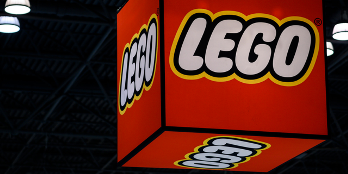 LEGO to Launch First Rainbow-Themed LGBTQ+ Set