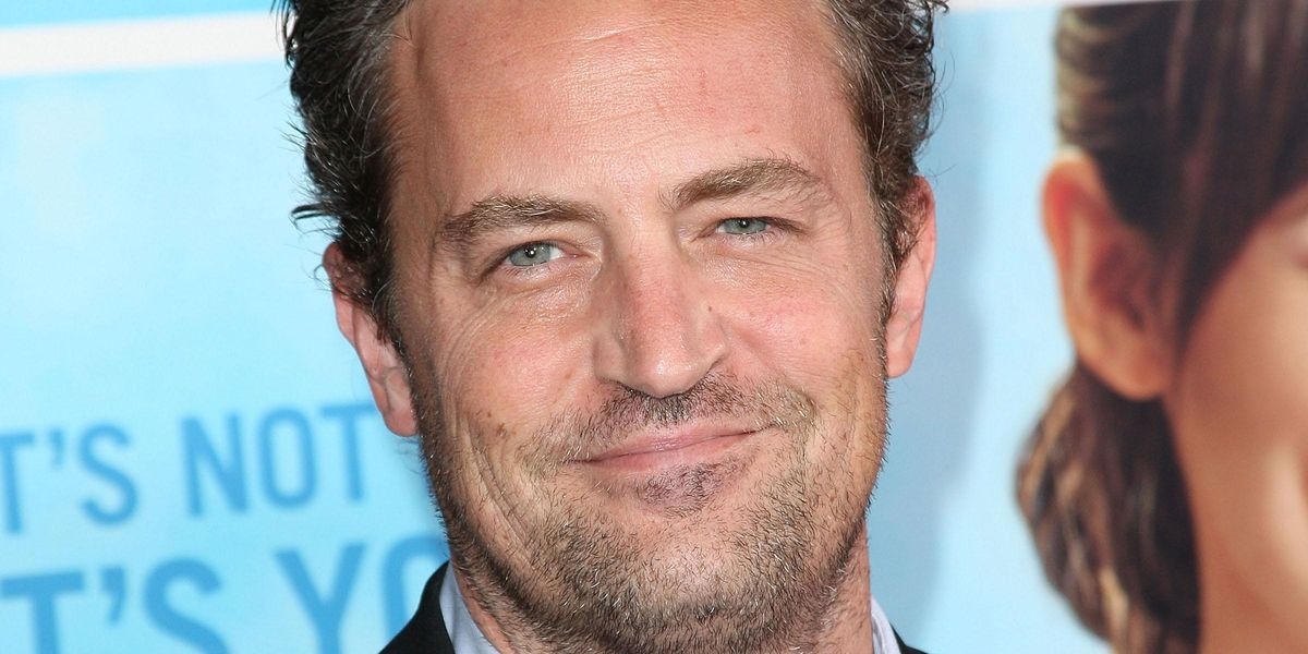 Matthew Perry Stuns Fans With Slurred Speech in 'Friends' Reunion Promo