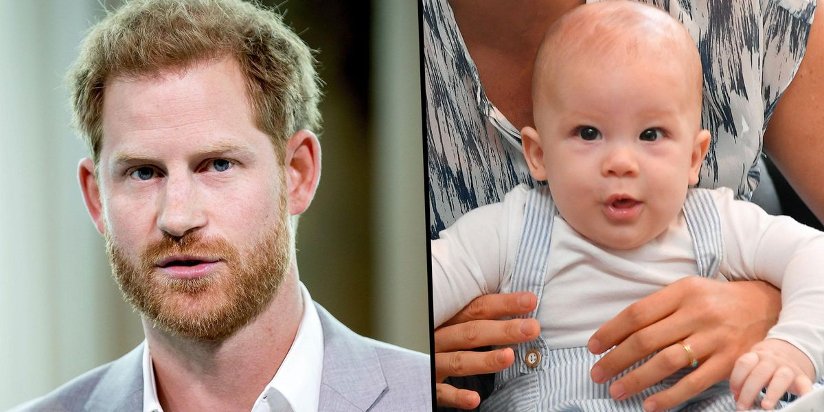 Prince Harry Upset Over Paparazzi Taking Pictures of Archie on His First Day of School