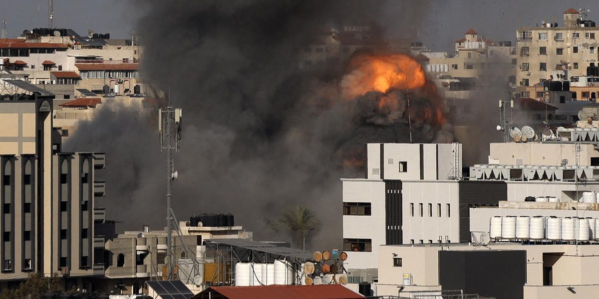 Israel and Hamas Have Agreed to a Ceasefire