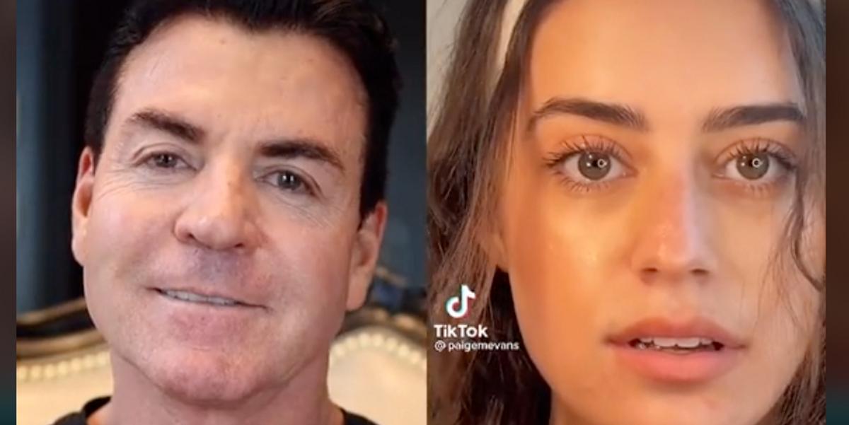 Papa John's Founder Called Out for 'Creepy' TikTok Flirting