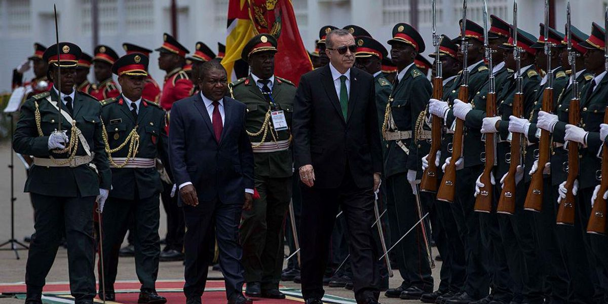 SADC To Help Mozambique Quell Islamist Attacks