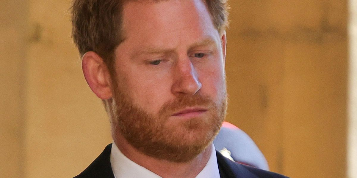 Prince Harry Says He Was 'Afraid' to Return to England for Prince Philip's Funeral