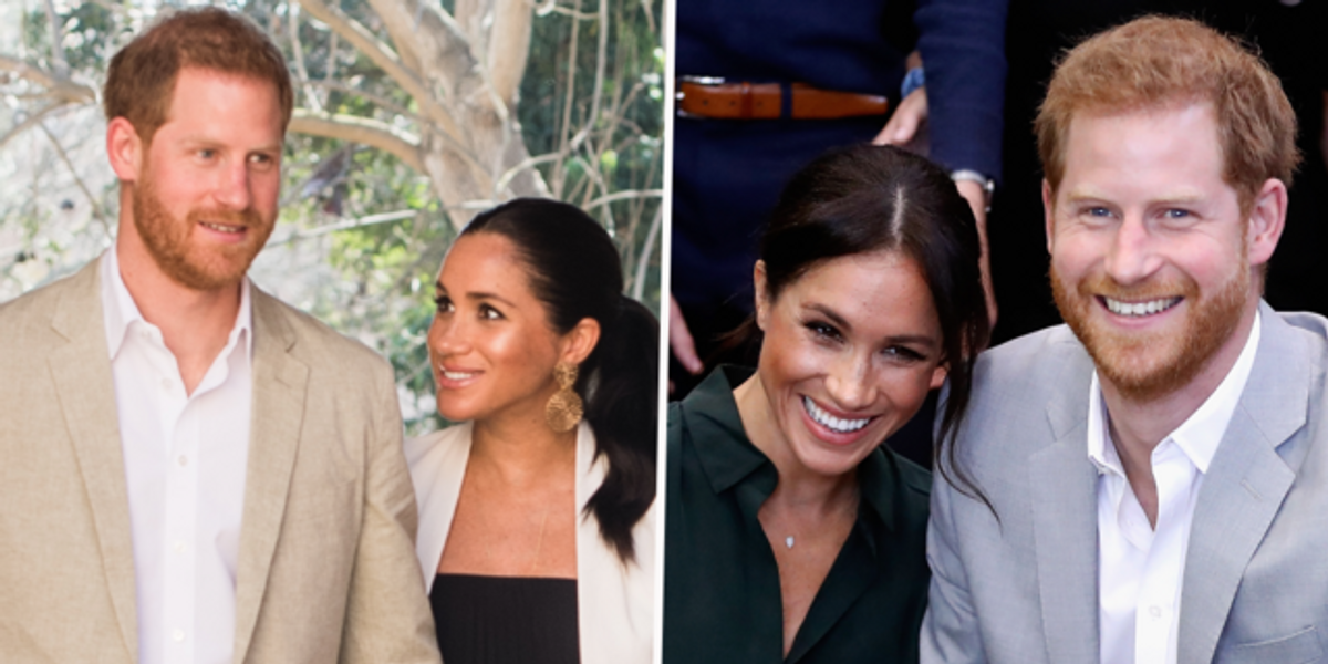 Prince Harry Told Oprah That Meghan Markle Didn't Kill Herself Because She Didn't Want To Hurt Him