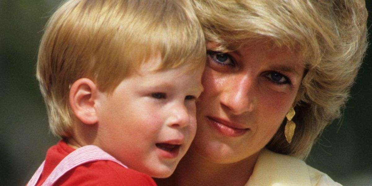 Prince Harry Admits He Turned to Drugs and Alcohol to Mask the Pain of Diana Dying