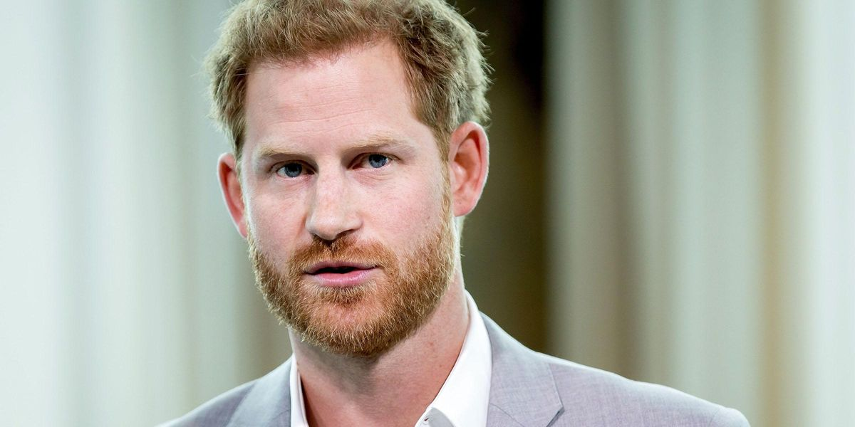 Prince Harry Filmed Tapping His Way To Emotional Safety as Part of Treatment for PTSD