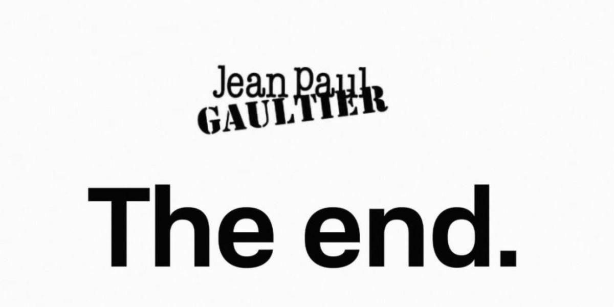 Is Jean Paul Gaultier Really Over? — UPDATE