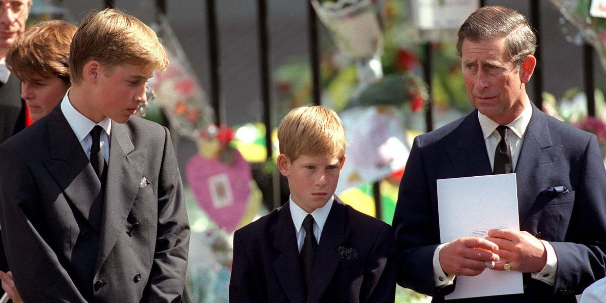 Prince Harry Slams Father Charles for Making Him 'Suffer' as a Child