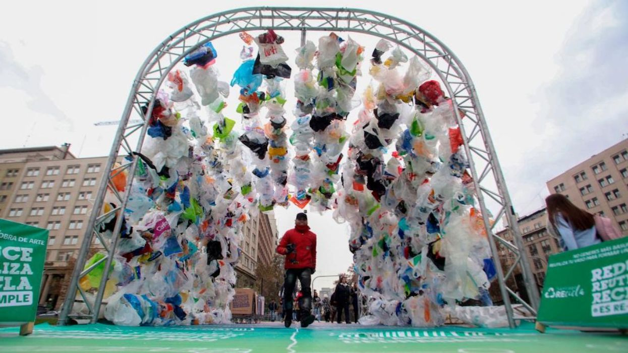 In Historic Move, Chile Unanimously Approves Ambitious Single-Use Plastics Law