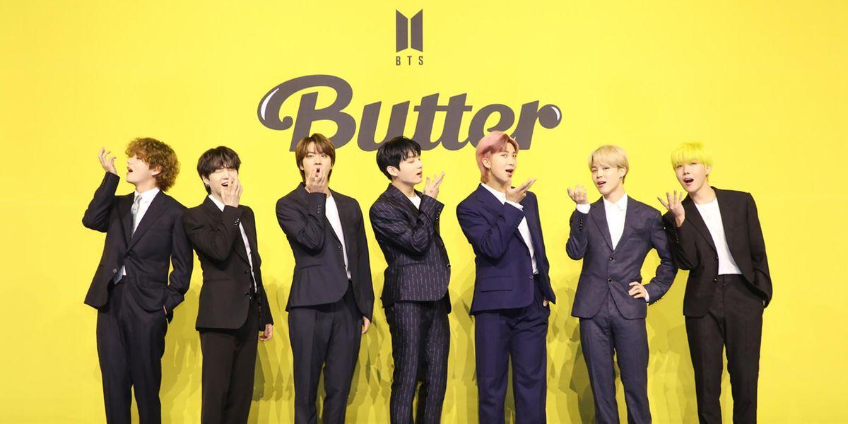 BTS's 'Butter' Breaks YouTube Record